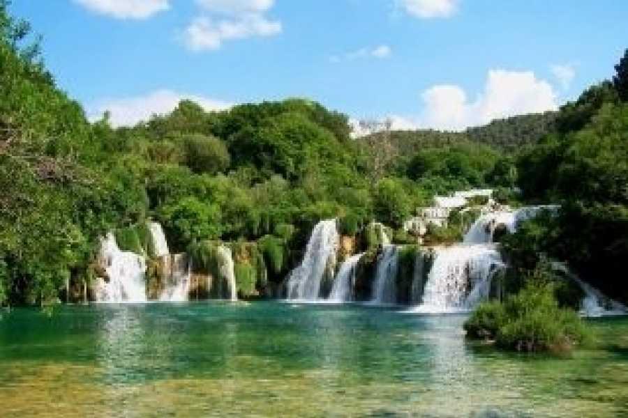 PORTAL TRAVEL AGENCY Krka Waterfalls & Sibenik group tour