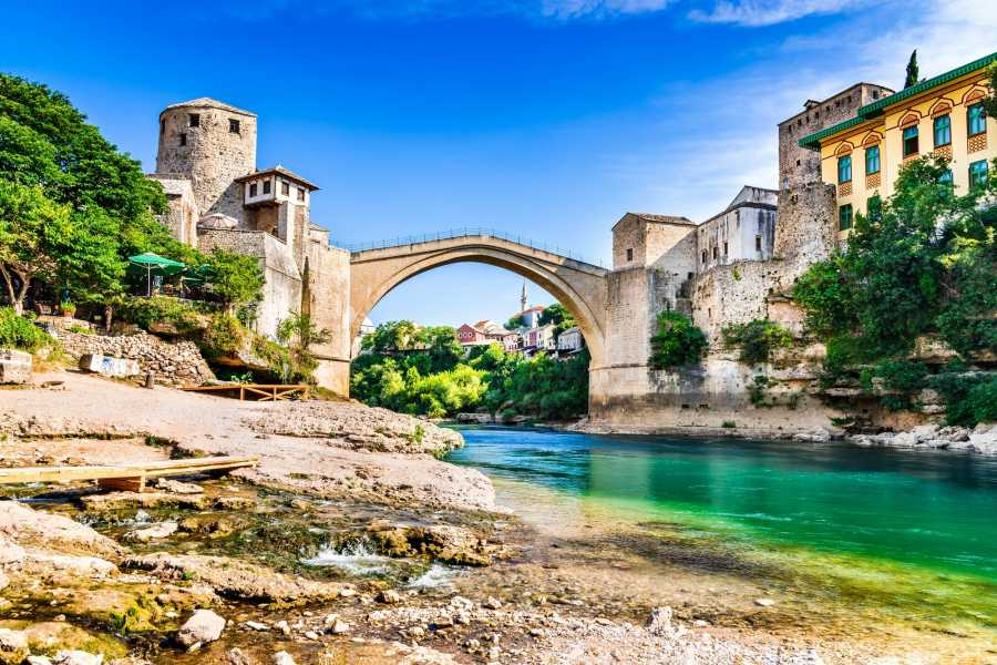PORTAL TRAVEL AGENCY Mostar and Medjugorje group tour