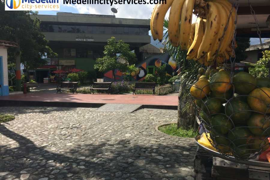 Medellin City Tours TOUR COMPARTIDO: PLAZAS DE MERCADO