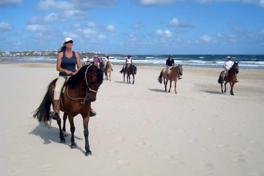 Cabalgatas Valiceras Cabalgata del Cabo Polonio