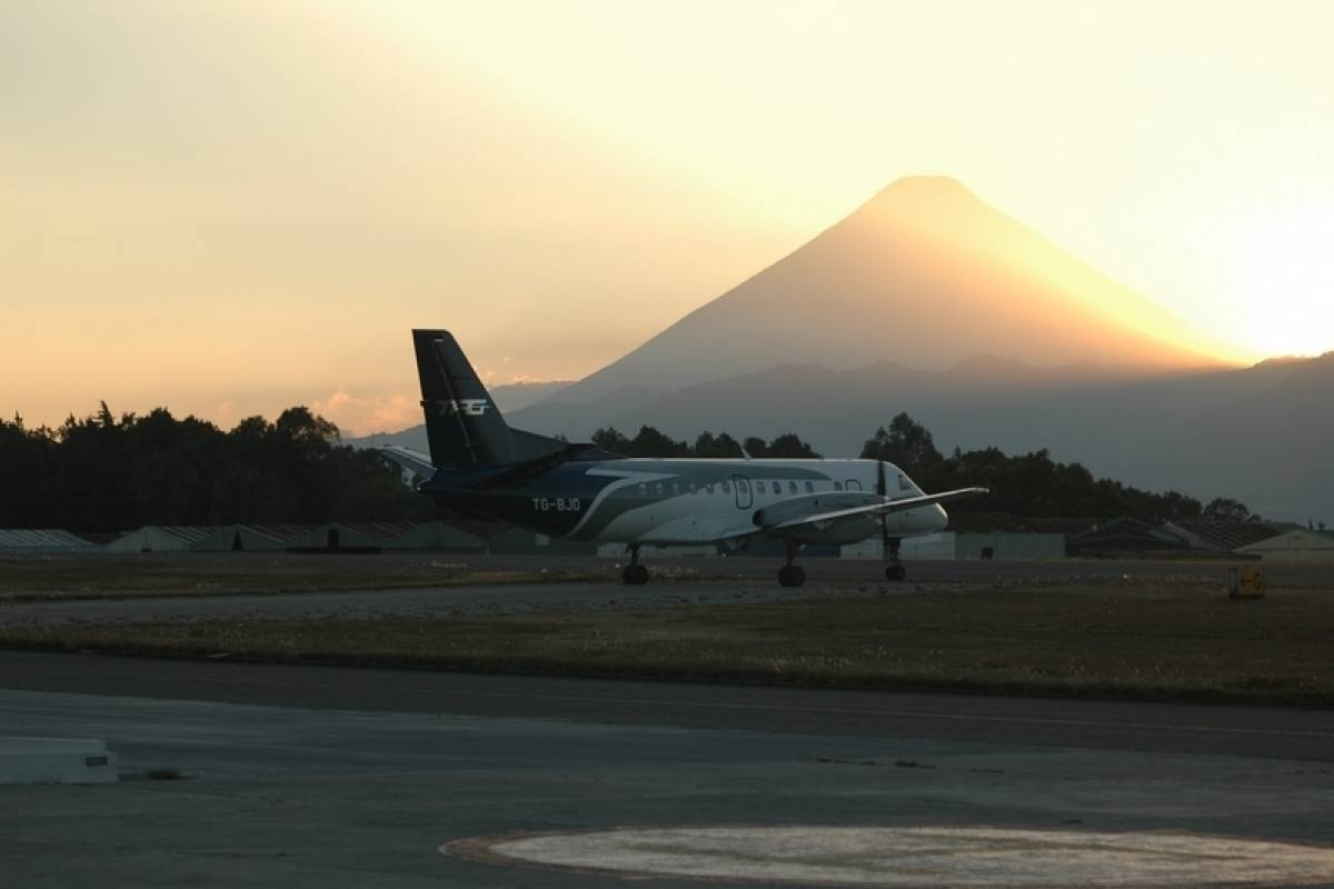 Maya World Tours Flights Guatemala City - Flores, Peten One Way
