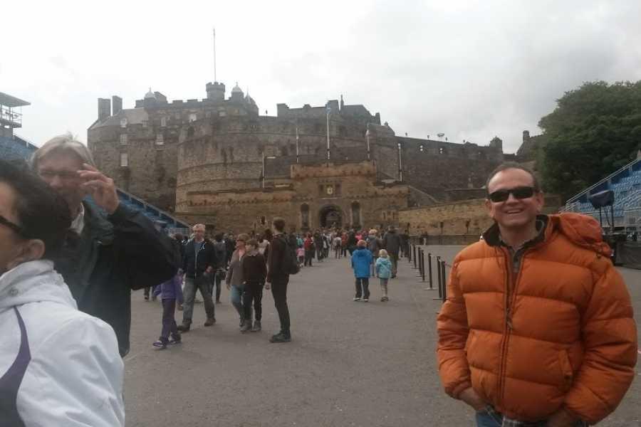 Clyde Coast Tourism Ltd Edinburgh City Cruise Tour