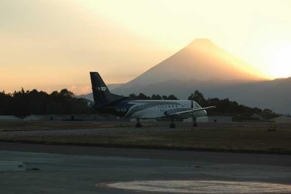 Maya World Tours Flights Guatemala City - Flores, Peten Round Trip
