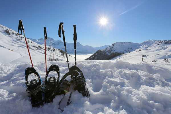 Andermatt Adventure - Crown of Alps AG Schneeschuhwandern für Anfänger