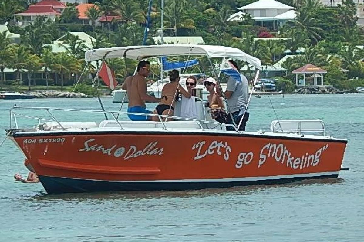 Aqua Mania Adventures SAND DOLLAR