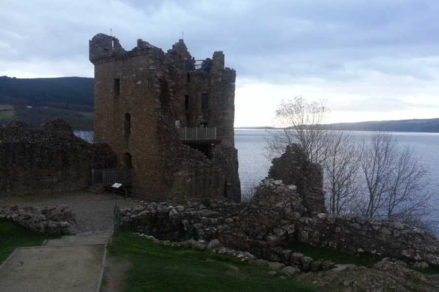 Clyde Coast Tourism Ltd Loch Ness Day Tour from Glasgow