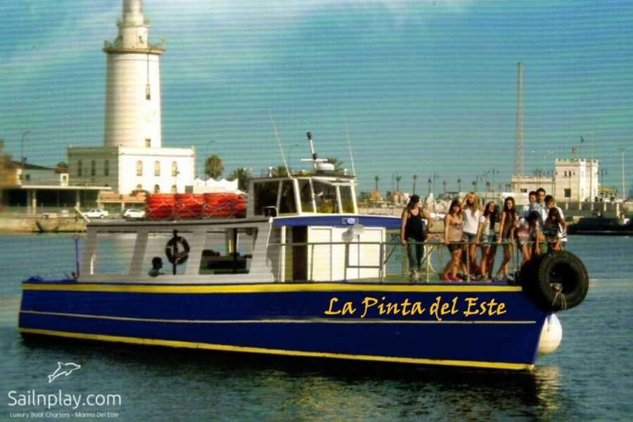 SailandPlay,SLU 2 Hours/Horas 2019 Cruise La Pinta del Este