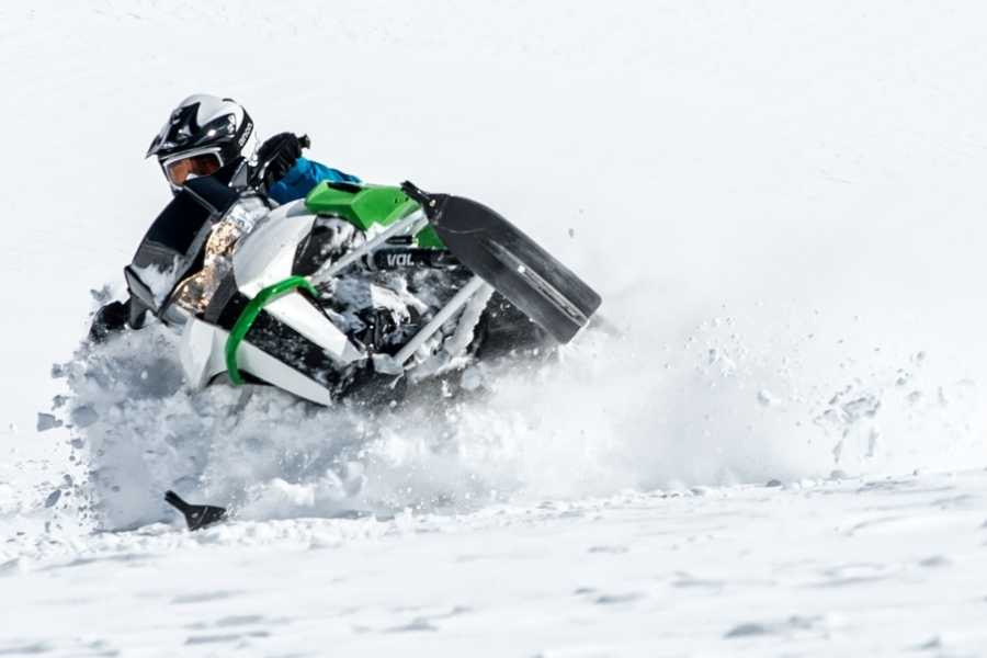 HB Adventure Switzerland AG Snowmobile Tour 8: Day Trip
