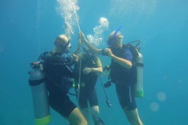 Aqua Mania Adventures SCUBA: DISCOVER COURSE (SIMPSON BAY DEPARTURE)