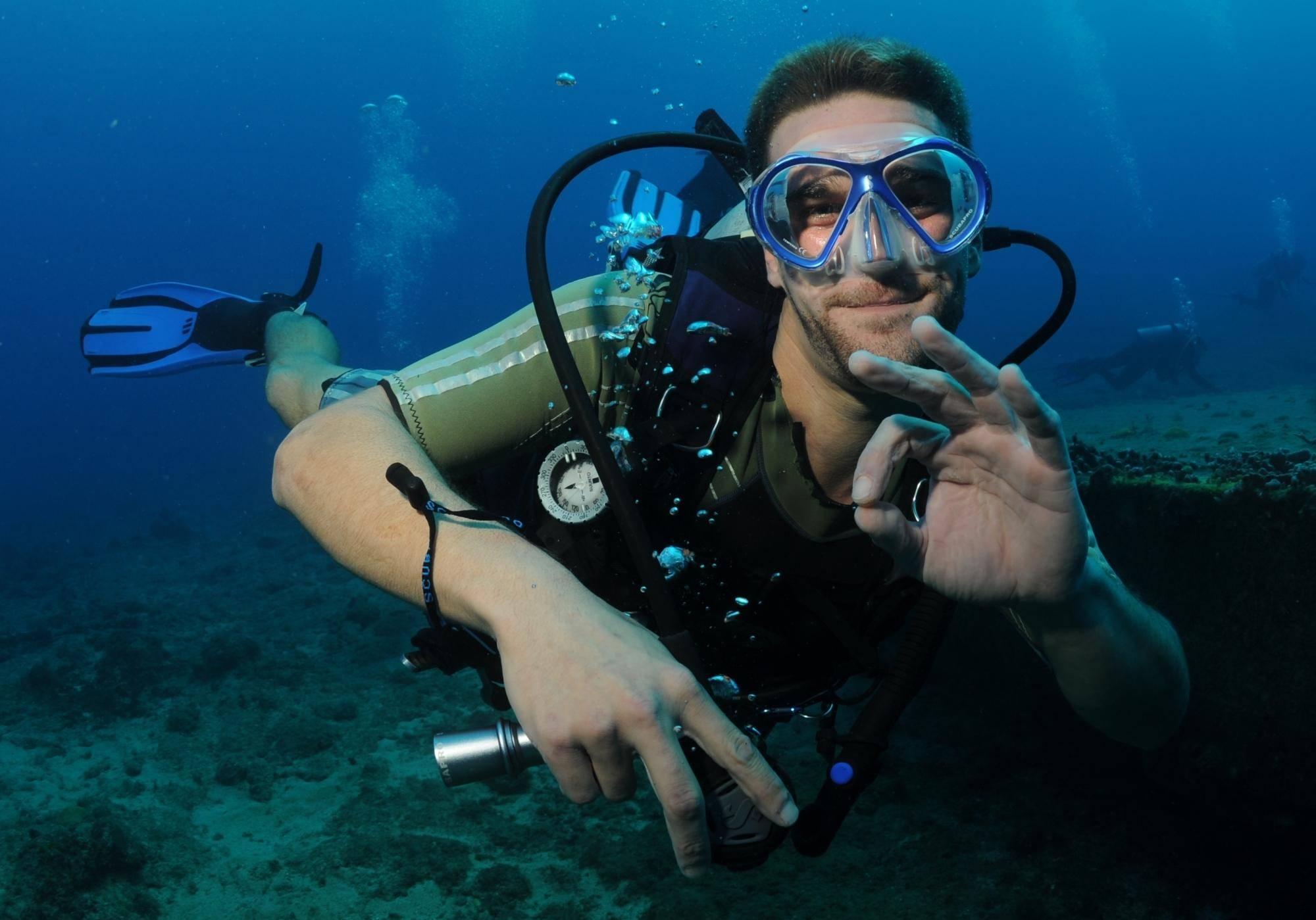 SCUBA: PADI OPEN WATER DIVE COURSE - Aqua Mania Adventures