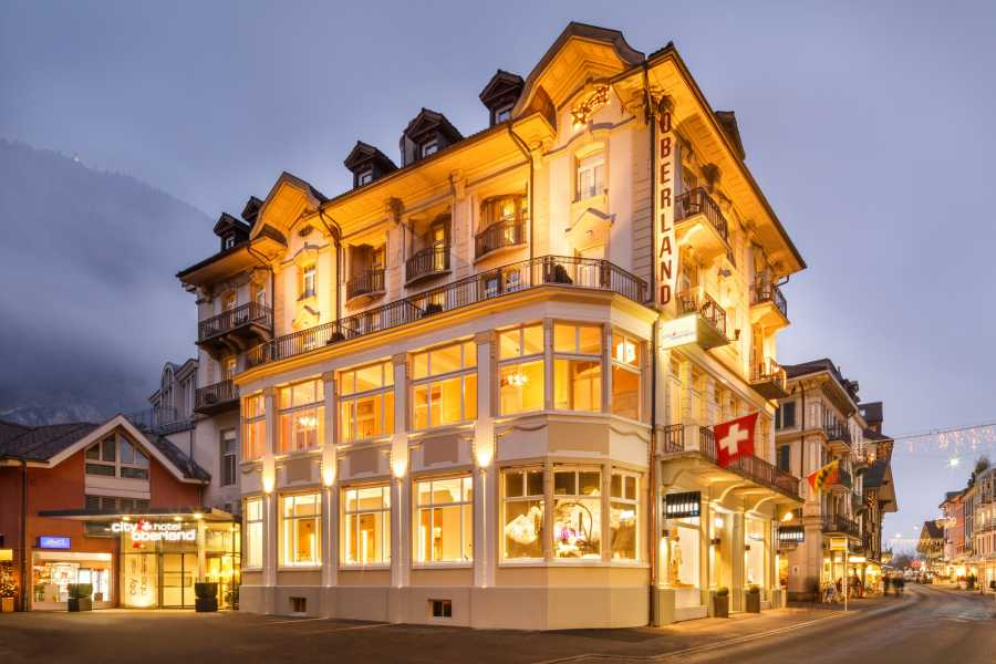 Outdoor Interlaken AG City Oberland Ski Package