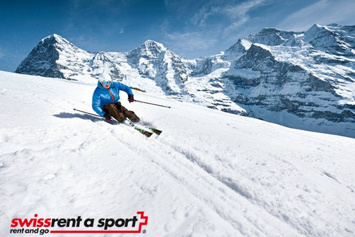 Outdoor Interlaken AG Ski Rentals