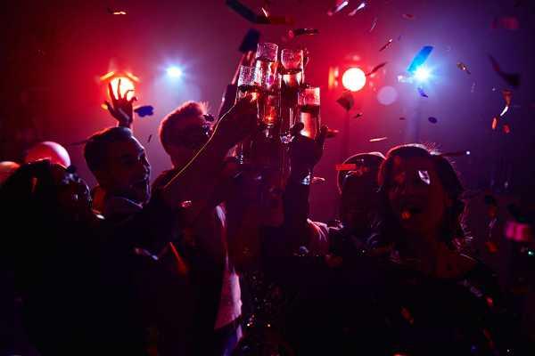 SANDEMANs NEW Hamburg Tours Hamburg New Year's Eve Party