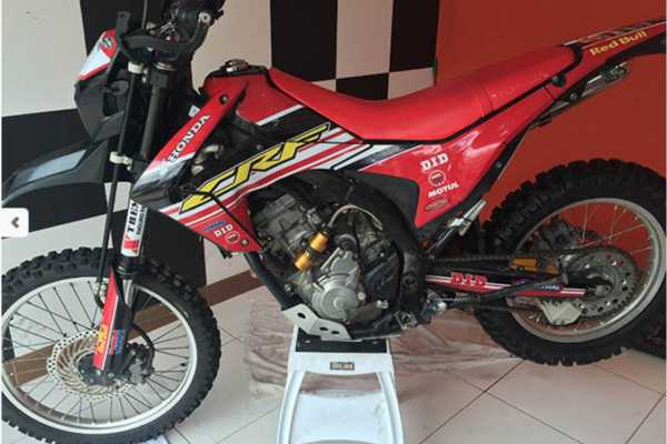 2 Day Tour CRF250L