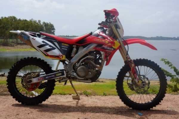 2 Day Tour CRF250X