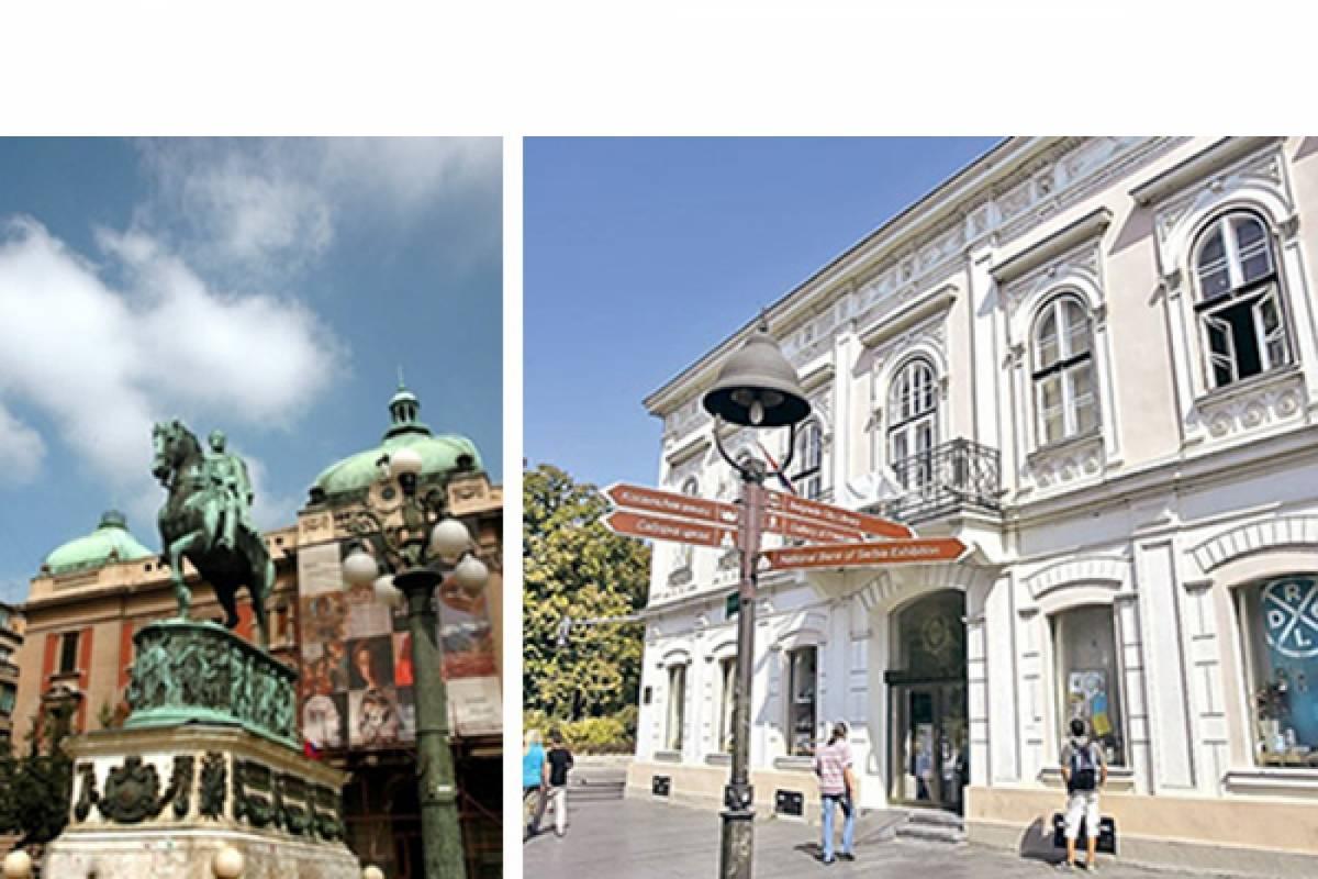 Explore Belgrade! BELGRADE TIME TRAVEL