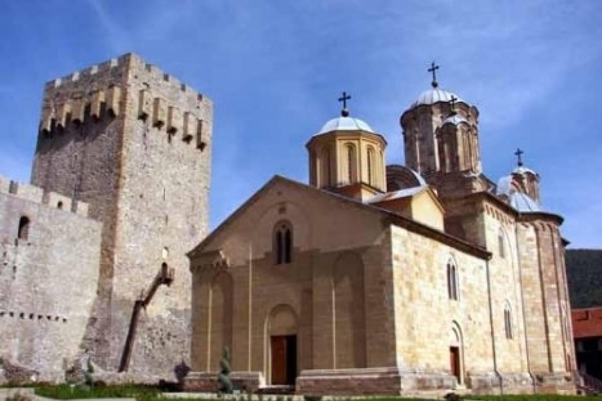 Explore Belgrade! Medieval Monasteries of Ravanica and Manasija