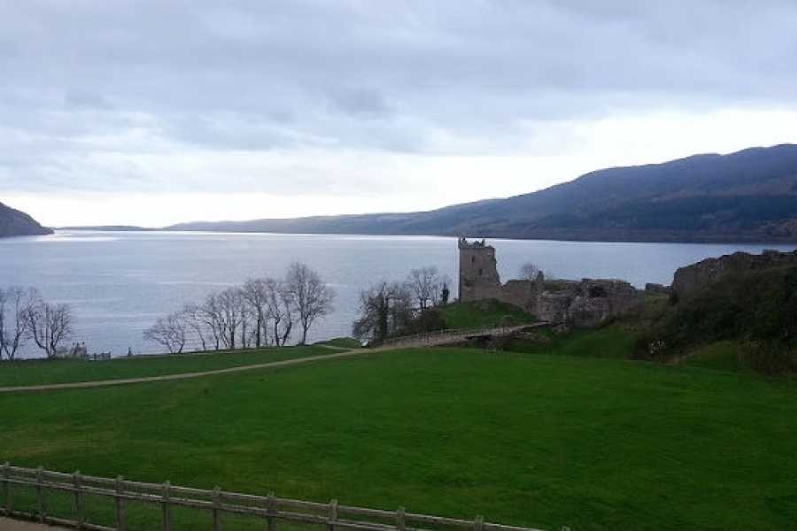 Clyde Coast Tourism Ltd Loch Ness Day Tour from Edinburgh