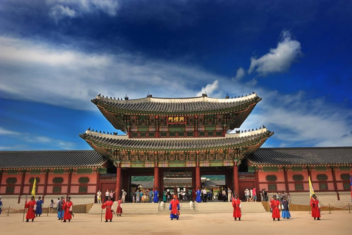Kim's Travel 07 Visite de Séoul – Ancien et Moderne