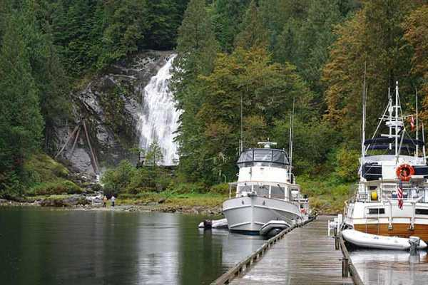 1 Princess Louisa Inlet Tour