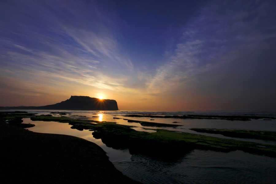Kim's Travel 42 Visite de l'île de Jeju (3Jours & 2Nuits)