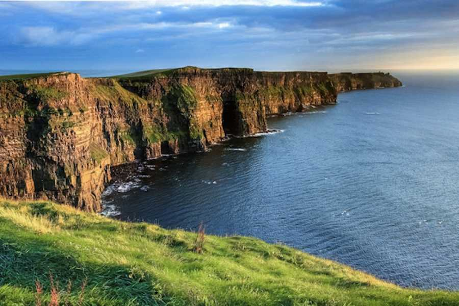 North Clare Sea Kayaking/Burren Way Mountain Bike Tours 8. Puffins, Cliffs & Submarines – The Cliffs of Moher MTB Tour
