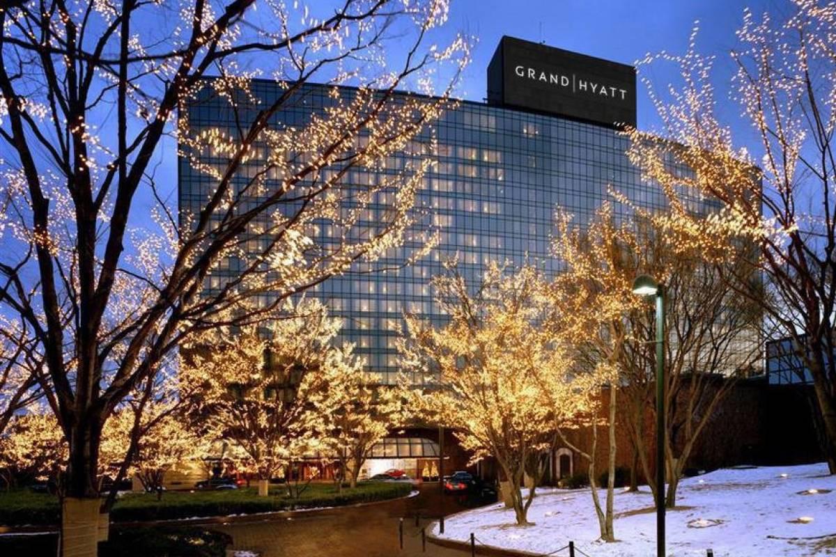 Kim's Travel Grand Hyatt Hotel Seoul