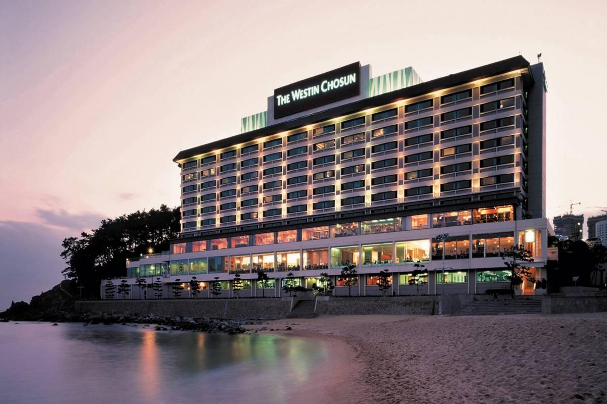Kim's Travel Westin Chosun Busan