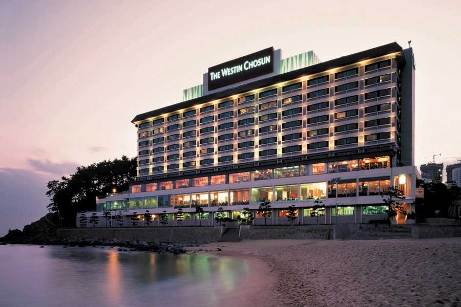 Kim's Travel Westin Chosun Busan