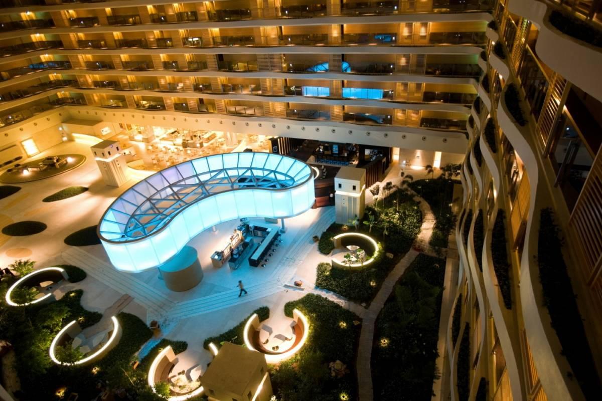 Kim's Travel Haevichi Hotel