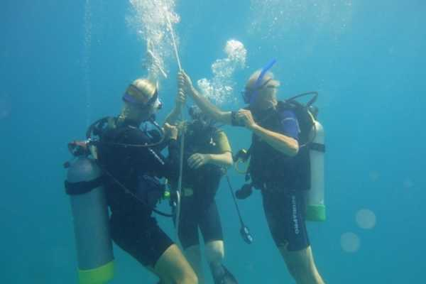 Aqua Mania Adventures SCUBA: DISCOVER COURSE (DIVI DEPARTURE)