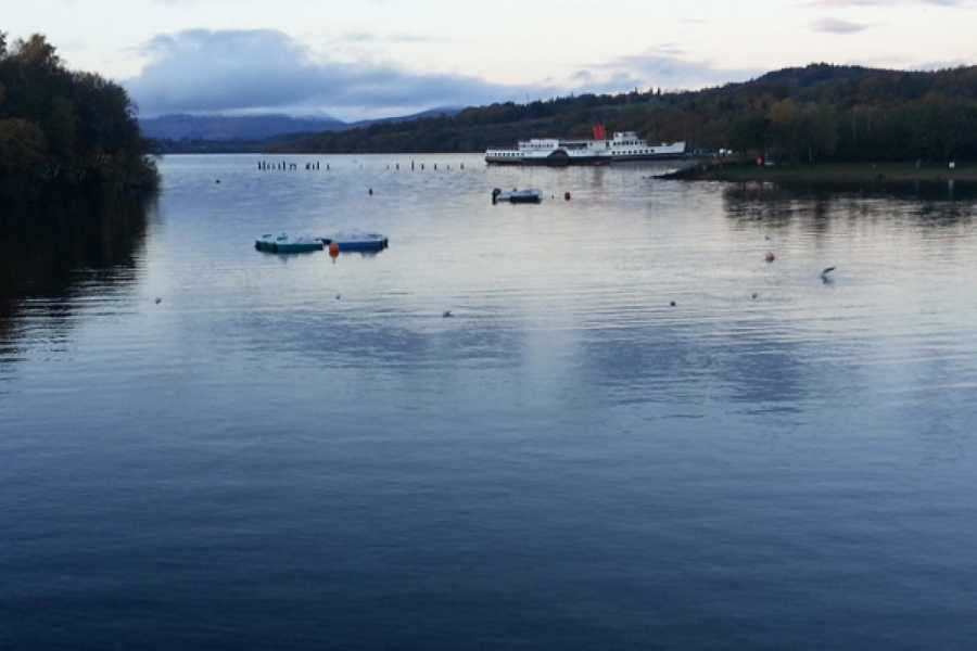 Clyde Coast Tourism Ltd Stirling, Callander, Loch Lomond and a Whisky Distillery Tour