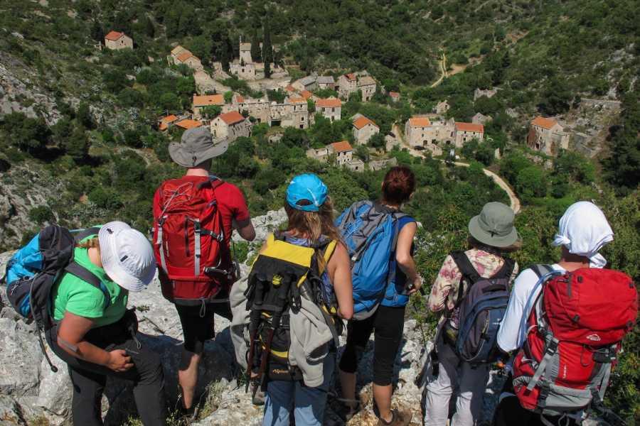 Aktivni Odmor Hiking from Hvar