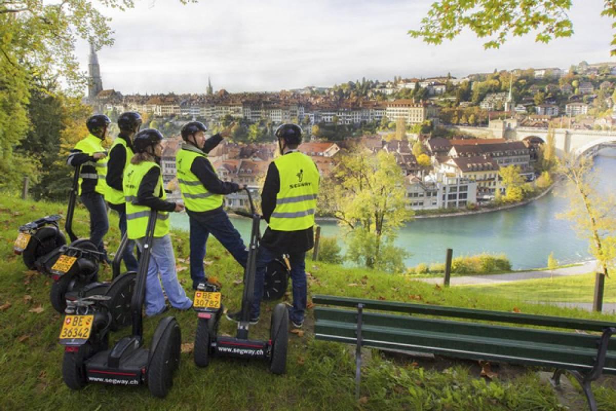 "mobileo Schweiz Classic-Tour Bern ""Old Town"""