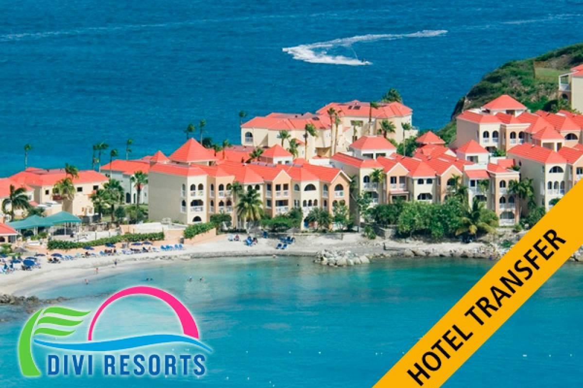 Aqua Mania Adventures *DIVI LITTLE BAY HOTEL TRANSFER FOR ACTIVITIES