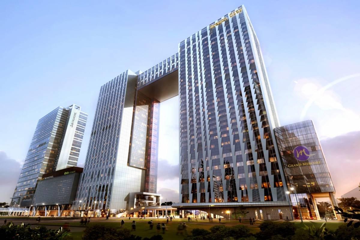 Kim's Travel Dragon City : Ibis Styles Ambassador Seoul Yongsan Hotel ★★★★