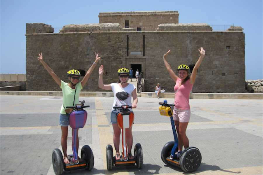 Paphos Segway Tour Segway Tour - Early Birds Tour - 08:05AM