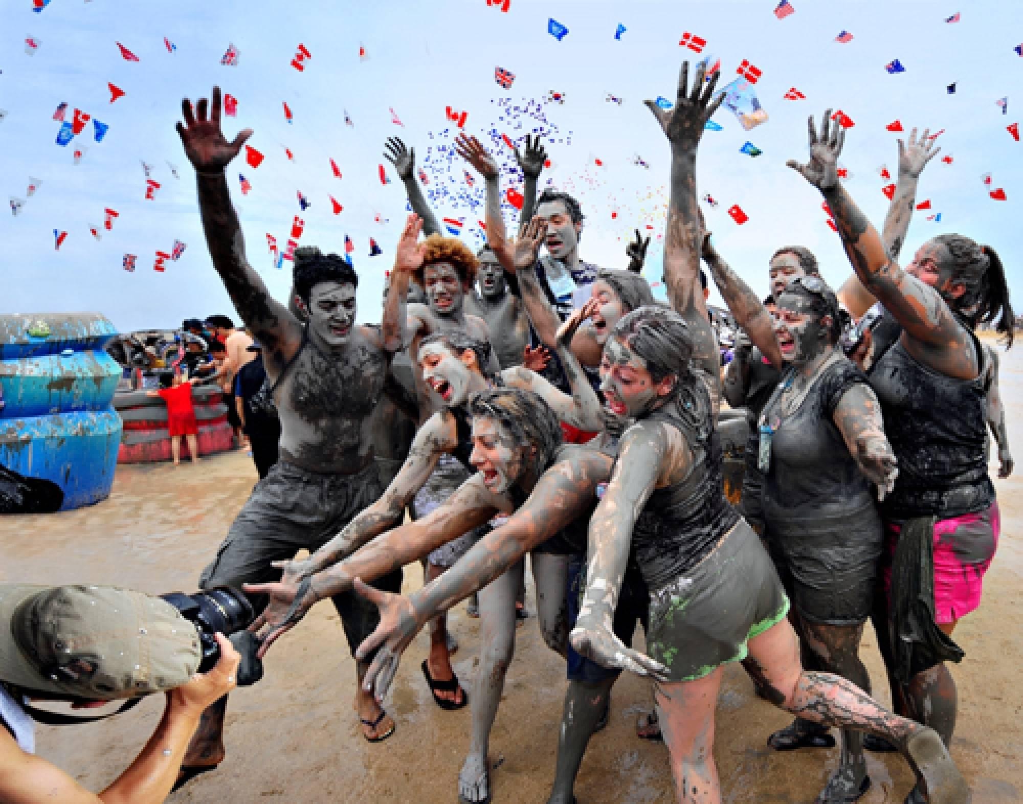 Boryeong Mud Festival -