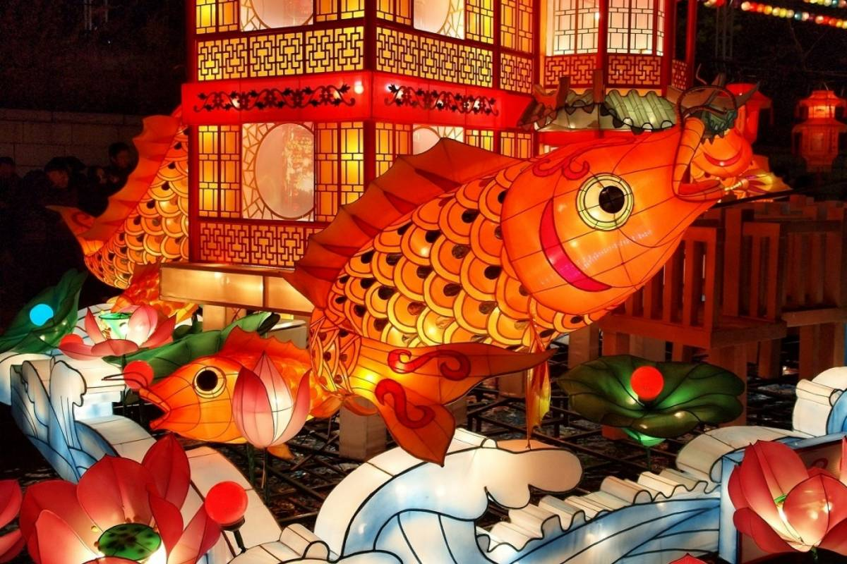 Kim's Travel 韩国庆典:首尔灯节
