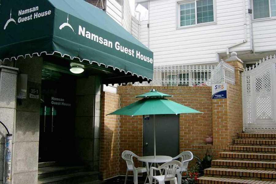Kim's M & T Namsan Guesthouse
