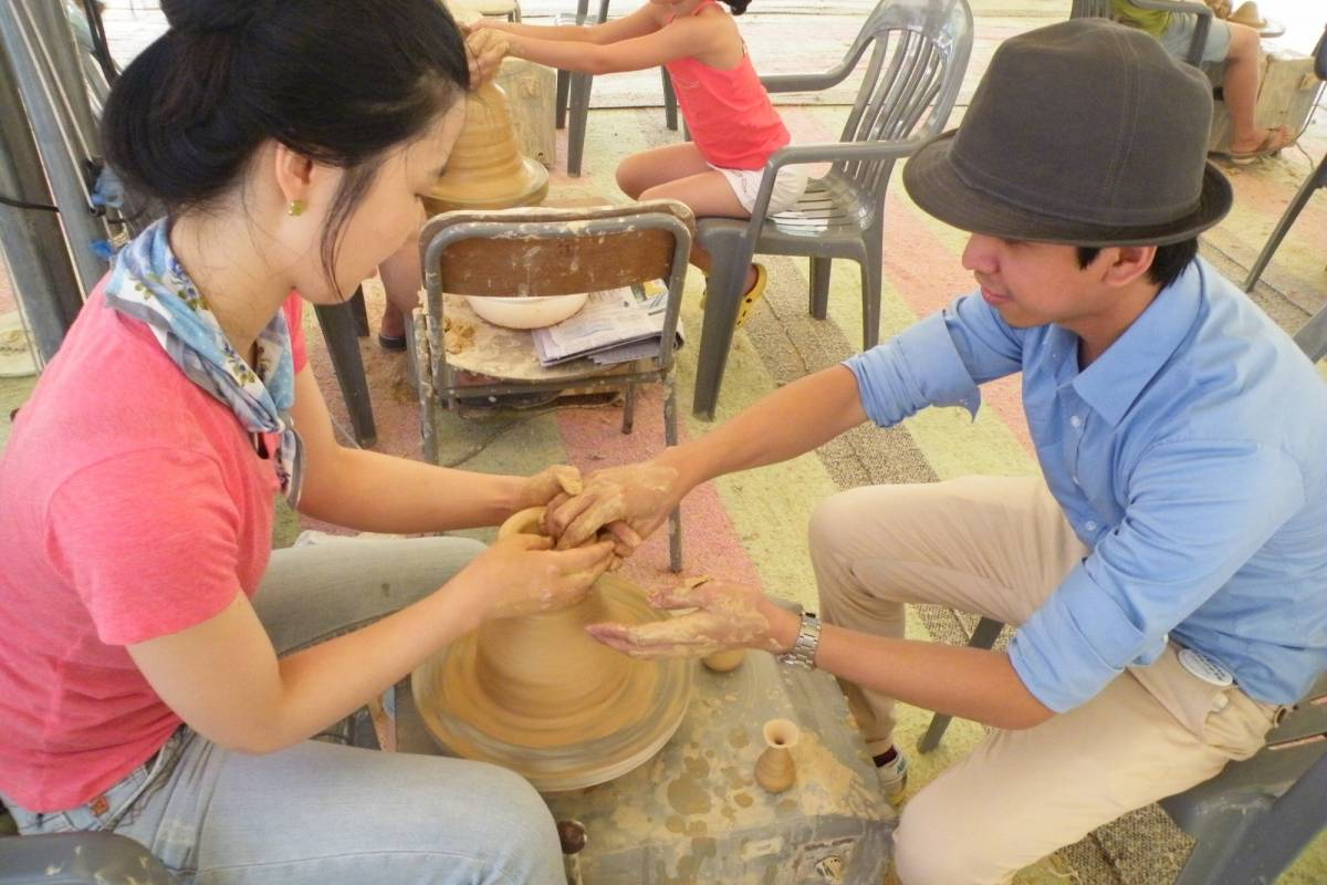 Kim's Travel Gangjin Celadon Festival