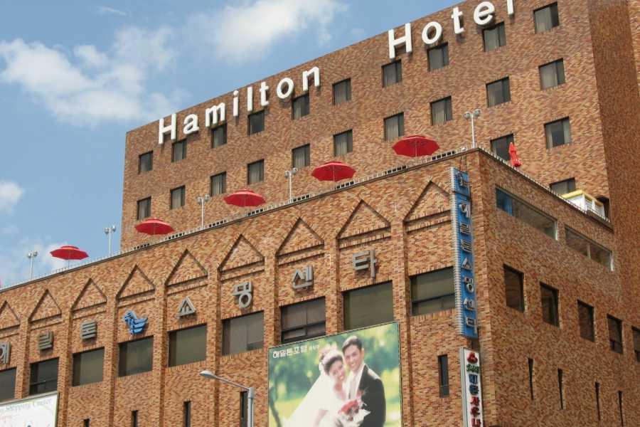 Kim's Travel Hamilton Hotel