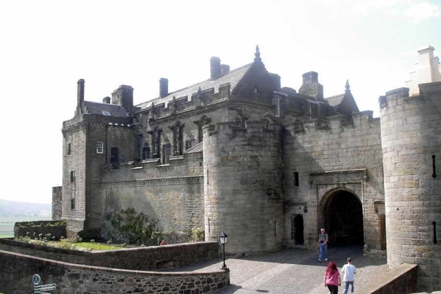 Clyde Coast Tourism Ltd Stirling, Loch Lomond and the Trossachs Tour
