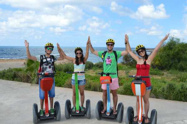 Segway Tour - Morning Tour - 11:05AM
