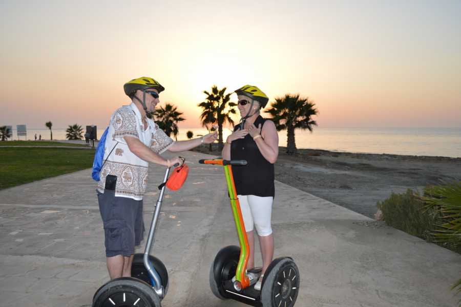 Paphos Segway Tour Segway Tour - Sunset Tour - 17:05PM
