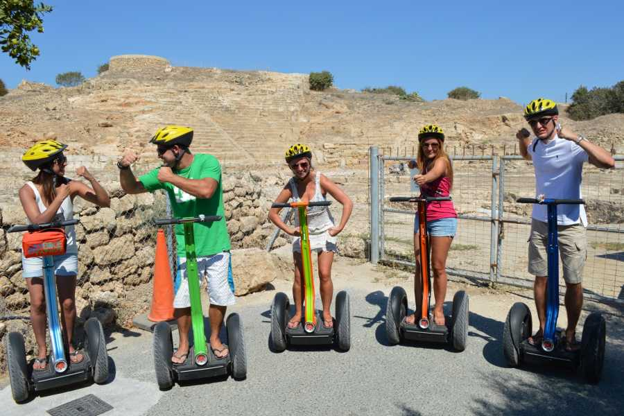 Paphos Segway Tour Segway Tour - Afternoon Tour - 14:05PM