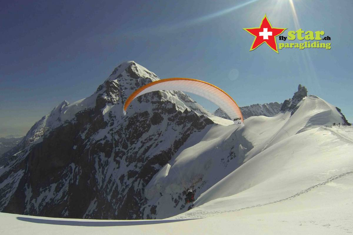 Star Paragliding, Switzerland 6 - THE STAR  PARAGLIDING  FLY DAY