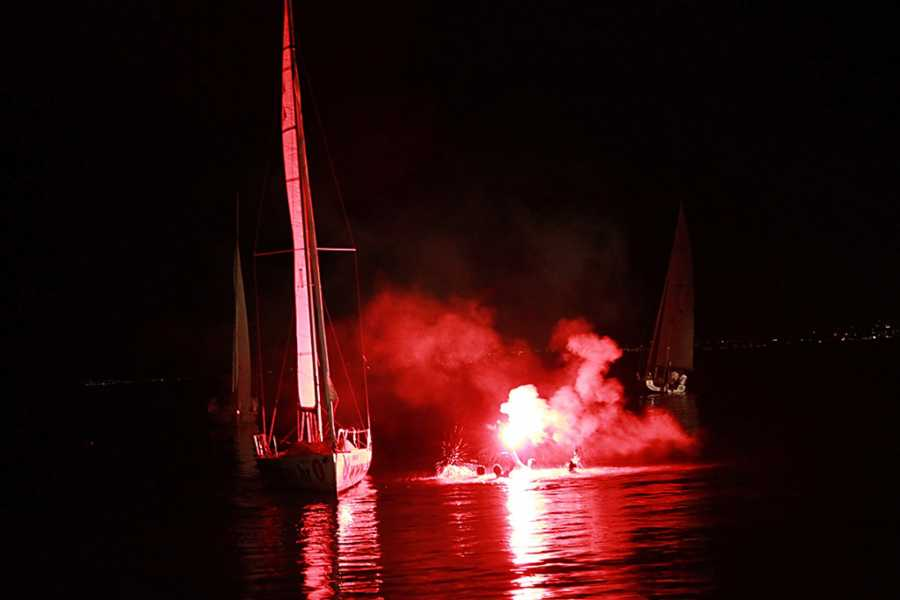 Sugaman Tours Pequena Regata Nocturna