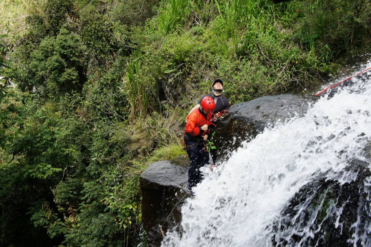 Go Montanita Baños Packages - Package #5: 3 Days + 2 Nights