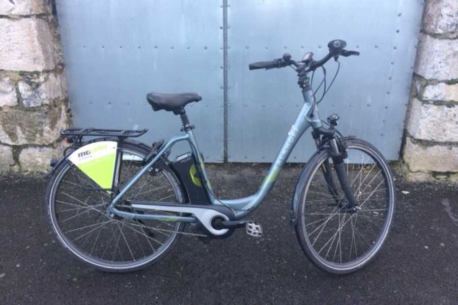 e-whizz and Ted Tours E-Bike Hire